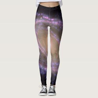 Unordentlichere Galaxie 81 Leggings