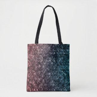 Unregelmäßiges Muster Tasche