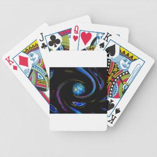 Unser blauer Planet Bicycle Spielkarten
