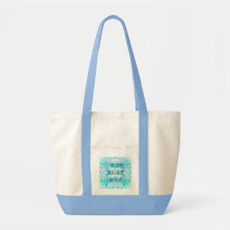Unsere Baby-Tasche Impulse Stoffbeutel