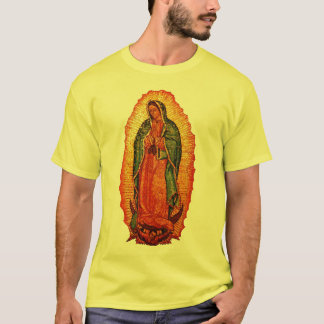 Unsere Dame Of Guadalupe T-Shirt
