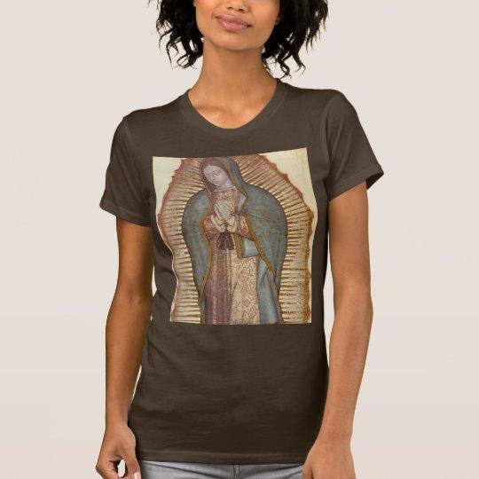 unsere Dame von Guadalupe T-Shirt