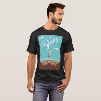 Unsere Liebe entfernt sich für die Sterne T-Shirt