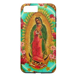 Unsere mexikanische Heilig-Jungfrau Mary iPhone 8 Plus/7 Plus Hülle
