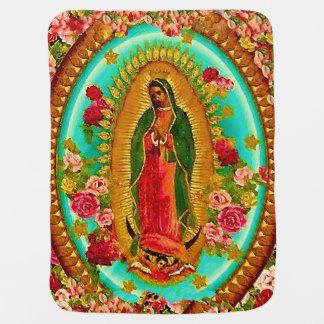 Unsere mexikanische Heilig-Jungfrau Mary Puckdecke