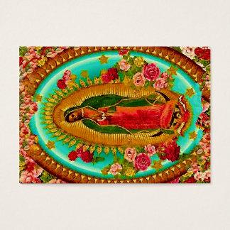 Unsere mexikanische Heilig-Jungfrau Mary Visitenkarte