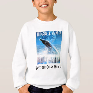 Unsere Ozeane Sweatshirt