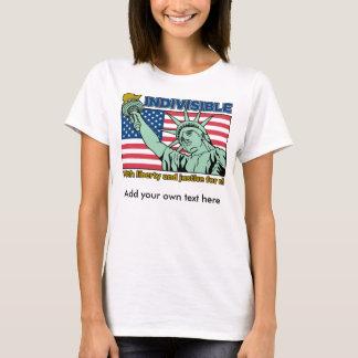 Unteilbar: Mit Freiheit und Gerechtigkeit für alle T-Shirt