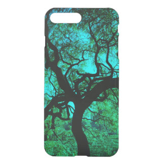 Unter dem Baum im Türkis iPhone 8 Plus/7 Plus Hülle