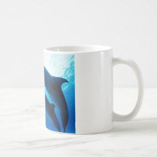 Unter dem Meer Tasse