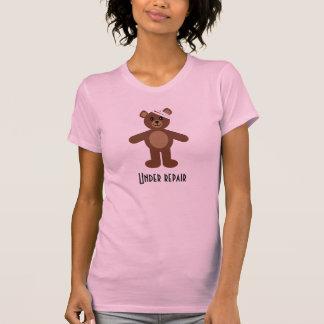 Unter Reparatur Teddybärn-T - Shirt