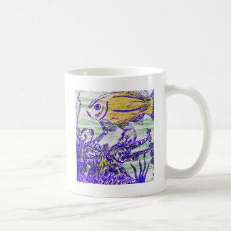Unter Wasser-Abenteuer Tasse