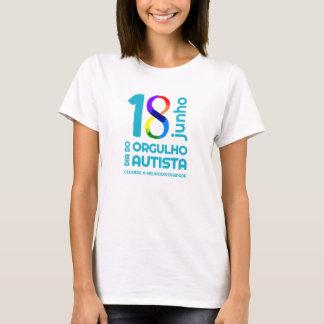 Unterhemd Autistischer Stolz T-Shirt