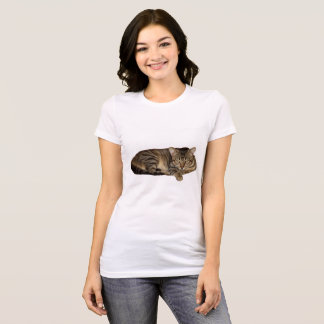 Unterhemd Bezaubernde Katze