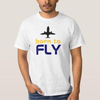 Unterhemd Born du der Fly - Meer Style 2010
