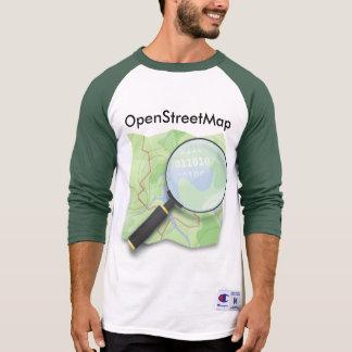 Unterhemd von OpenStreetMap