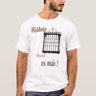 Unterhemden Ajalvir Gemeinschaft von Madrid