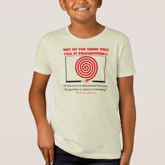 UNTERRICHTEN SIE IHRE KINDER GUT… ABSTELLEN DAS T-Shirt