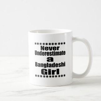 Unterschätzen Sie nie eine bangladeschische Tasse