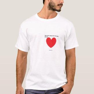Unterscheidende Entwürfe T-Shirt