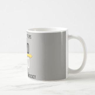 Unterschiedliche Tasse der Wahl-3D