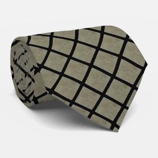 Unterschriften-grüne Personalisierte Krawatten