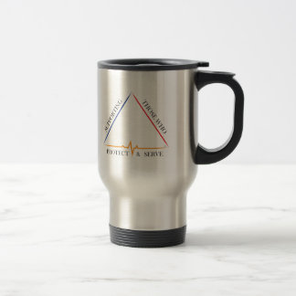 Unterstützung die, die Reise-Tasse schützen u. Reisebecher