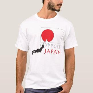 Unterstützung Japan T-Shirt
