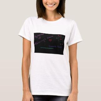 Unterstützung und Bewusstsein von Hirschsprungs T-Shirt