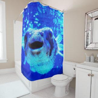 Unterwasser Duschvorhang
