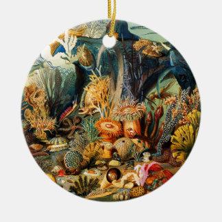 Unterwasser Keramik Ornament