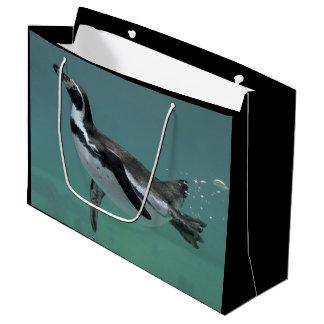 Unterwasserballett-Geschenk-Tasche Große Geschenktüte
