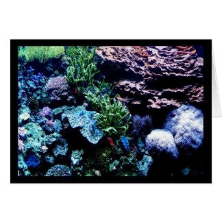 UnterwasserBlues Karte