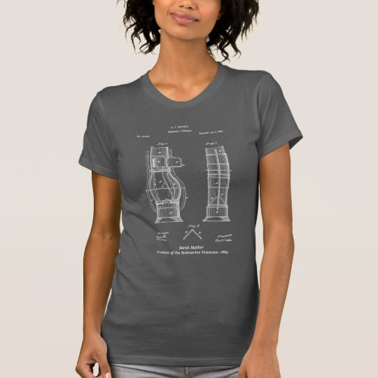 Unterwasserteleskop, Sarah Mather T-Shirt