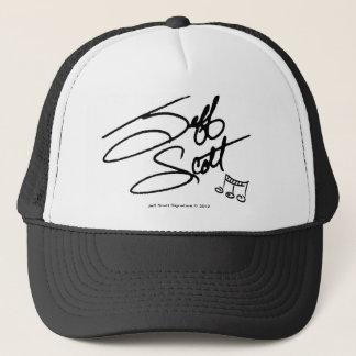 Unterzeichnungs-Reihe Jeff Scott™ Truckerkappe