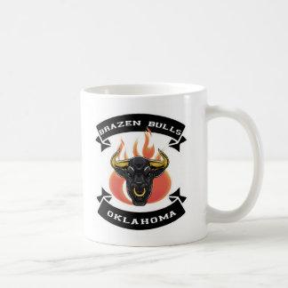 Unverschämte Stiere Kaffeetasse