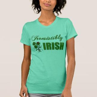 Unwiderstehlich irischer T - Shirt