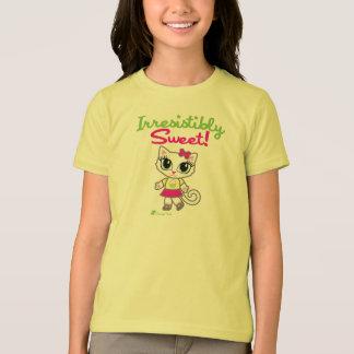 Unwiderstehlich süßer niedlicher Katzen-T - Shirt