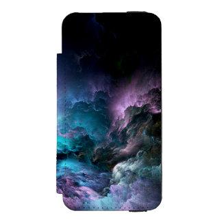 Unwirklicher stürmischer Ozean Incipio Watson™ iPhone 5 Geldbörsen Hülle
