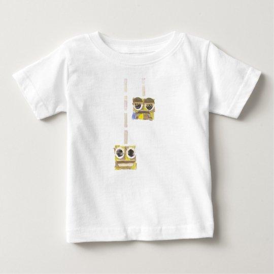 Up-Down Jo-Jo kein Hintergrund-Kleinkind-T - Shirt