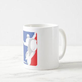 UpOnOne.com NBA Art-Logo Kaffeetasse