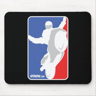 UpOnOne.com NBA Art-Logo Mauspads