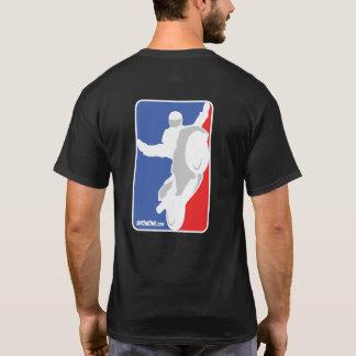UpOnOne.com NBA Art-Logo T-Shirt