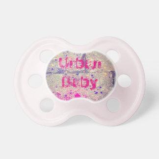 URBAN-BABY Pink Schnuller