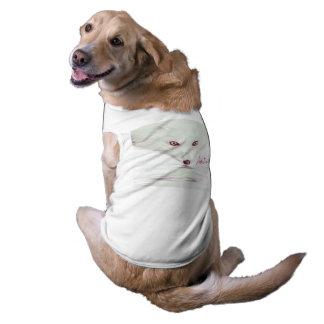 UrbnCape Foxit 3XL Hündchen-Anzug im Weiß Top
