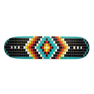 Ureinwohner-Entwurfs-Skateboard 20,6 Cm Skateboard Deck