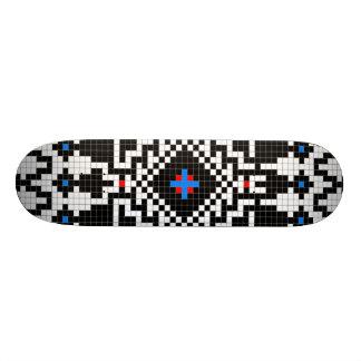 Ureinwohner-Entwurfs-Skateboard Skateboard