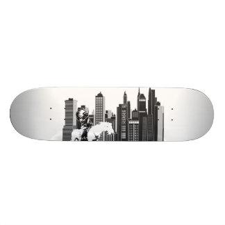 Ureinwohner-Entwurfs-Skateboard Skateboardbrett