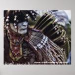 Ureinwohner-Geist Plakatdrucke