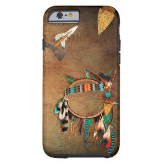Ureinwohnerpfeilspitze Inder Tough iPhone 6 Hülle